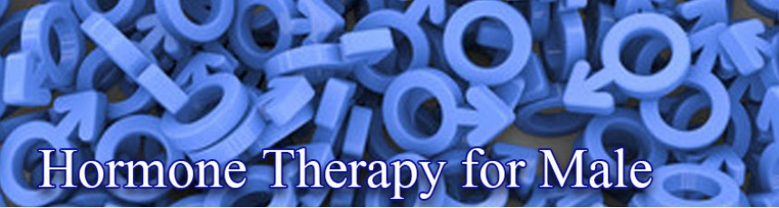 Hormone Therapy for Male