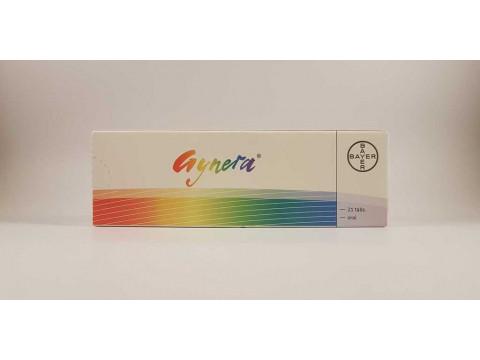 Gynera (Gestodene, Enthinylestradiol) – 21 tablets