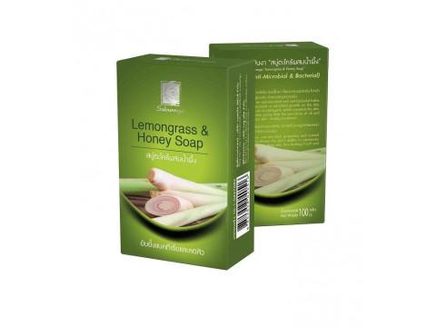 Herbal Soap Lemongrass & Honey Sabunnga