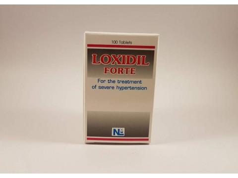 Loxidil Forte (Minoxidil) 10 mg 100 tablets