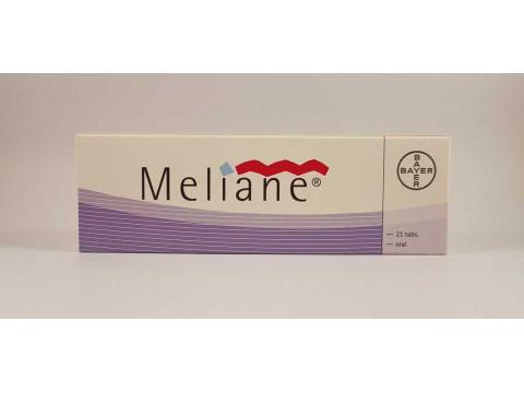 Meliane (Gestodene, Enthinylestradiol) – 21 tablets