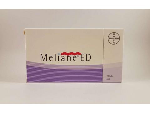 Meliane ED (Gestodene, Enthinylestradiol) – 28 tablets
