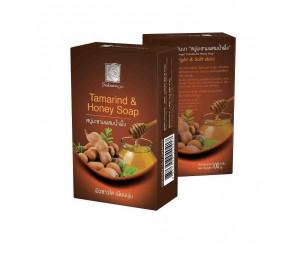 Herbal Soap Tamarind & Honey Sabunnga