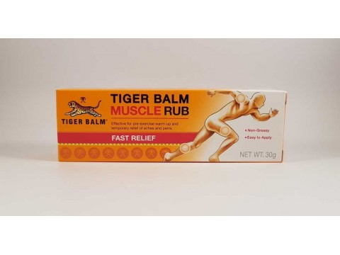 Tiger Balm Muscle Rub 30 g