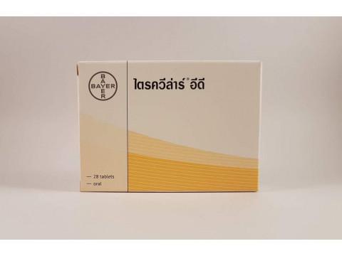 Triquilar ED – 28 tablets