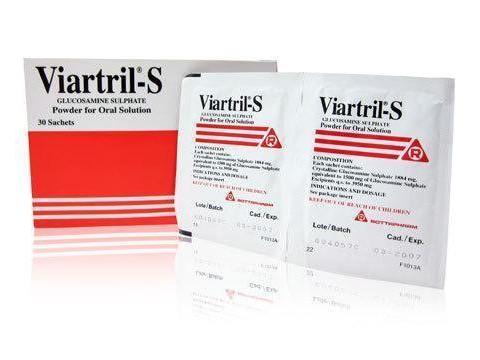 Viartril-S 1500 mg Powder Oral Glucosamine 30 sachets