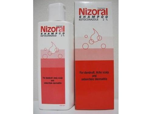 KETOCONAZOLE 2% SHAMPOO NIZORAL
